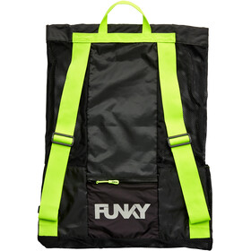 Funky Trunks Gear Up Mesh Backpack, night lights